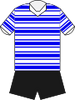 Canterbury home jersey 1935