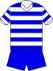 Canterbury home jersey 1969