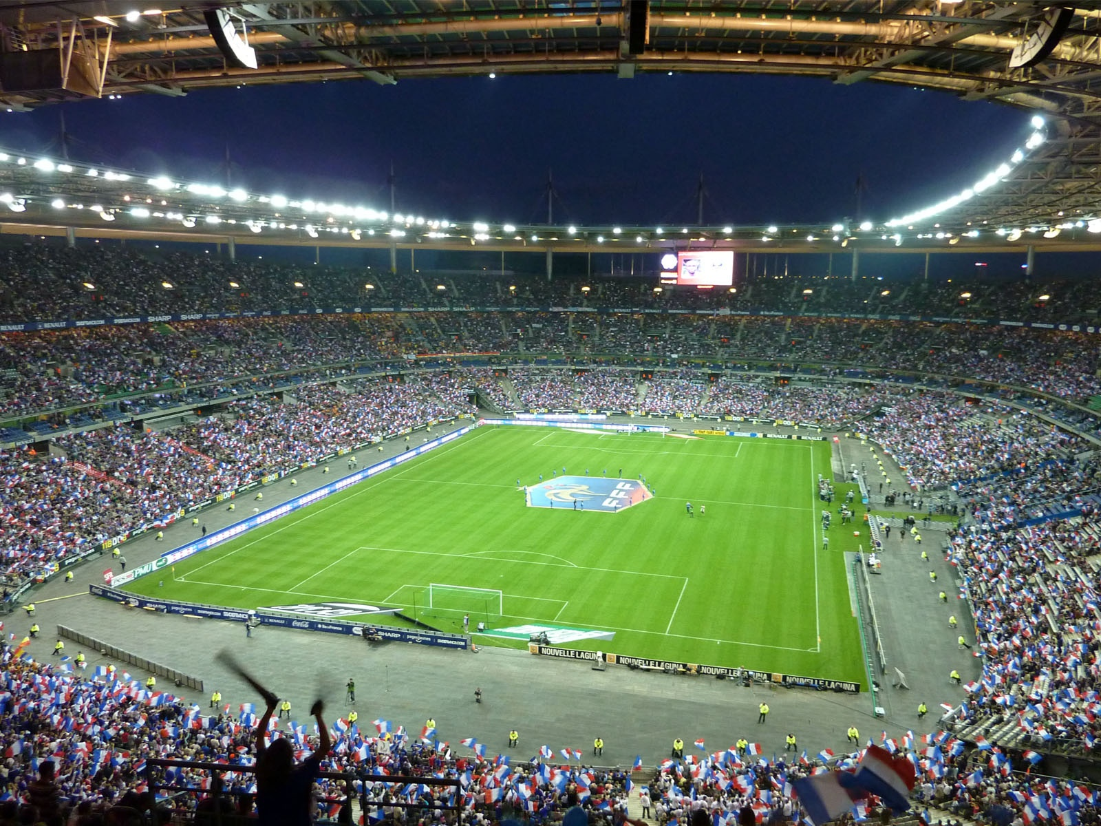 Stade De France Wiki Estadios Fandom Powered By Wikia