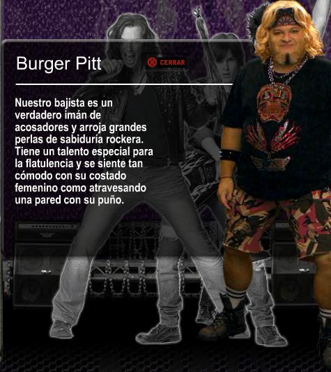 Burger Pitt (Información)