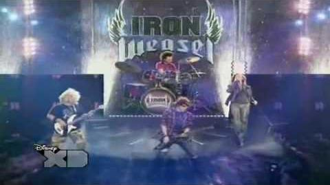 Polonia; Iron Weasel song (Weasel Rock You)