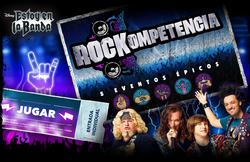 Juego; Rockompetencia (Menú)