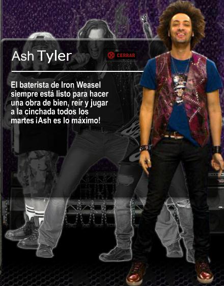Ash Tyler (Información)