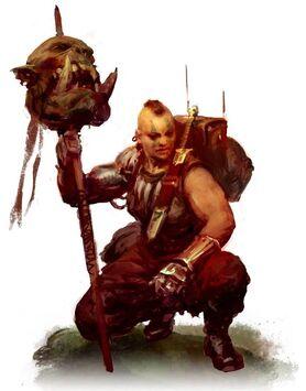 Cazadores de Orkos de Armageddon