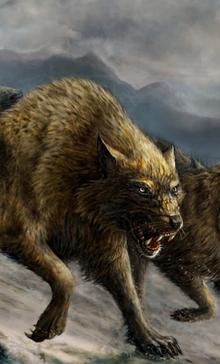 Lobos de Fenris de Harald Deathwolf