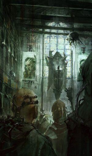 Imperial Warhammer eclesiarquía