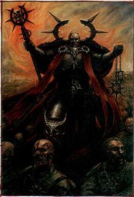 Apóstol Oscuro Caos Portadores Palabra 6 Edición Warhammer 40k Wikihammer