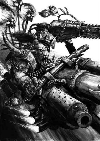 Orkos Wazdakka motorista