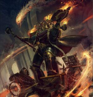 Apóstol Oscuro 8ª Warhammer 40k Wikihammer