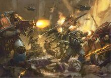 Batalla por la Cúpula en Vikurus