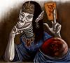 Mascota eldar wikihammer 40k