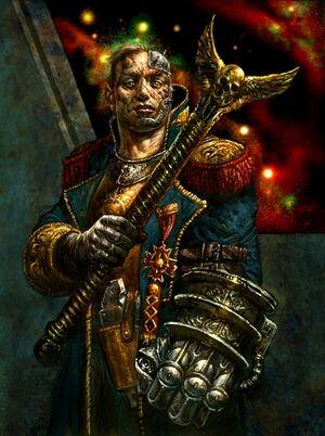General Andreas Carnhide Cruzada Mundos Sabbat Wikihammer