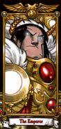Tarot imperial el emperador