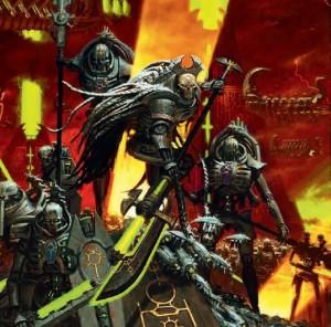 Líder Necron Daculus Necroguardias Portal Wikihammer