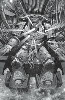 Targutai Yesugei sacrificio Cristal Oscuro Cicatrices Blancas