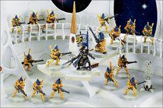 Iyanden Army