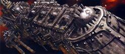 Caos flota devoradores mundos Gladiador