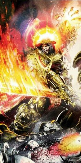 Imperio emperador luchando