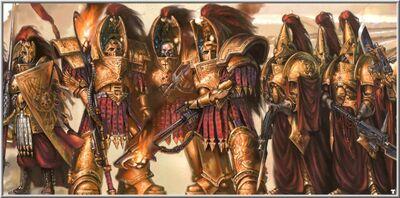 Imperio custodios compañia