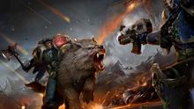Lobo de la Muerte contra Legión Alfa