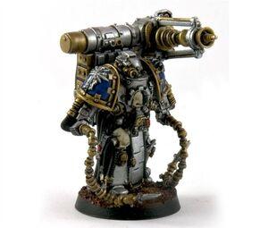 Valthex señor de la forja de los Garras astrales