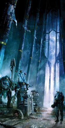 Guardianes tormenta