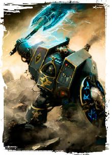 Dreadnought de los Campeones de Fenris