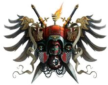 Caballeros imperiales emblema wikihammer
