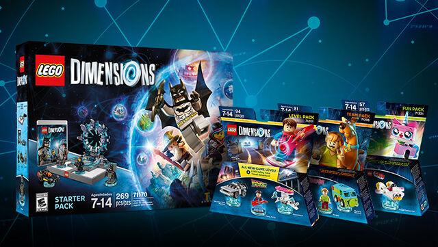 Archivo:Lego dimensions 1.jpg