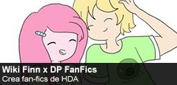 Spotlight - Hora de Aventura FanFics - 255x123