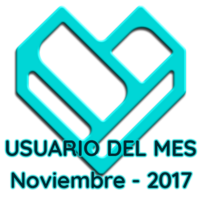 UdM Noviembre-2017 Medalla
