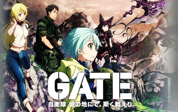 Archivo:Gate Jieitai Kanochi nite-Kaku Tatakeri.png