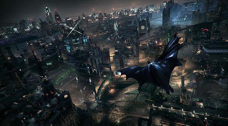 Tour Batman Fondo