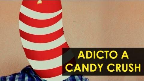 Adicto a Candy Crush QueParió!