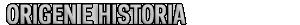 BlogJDT-origenehistoria