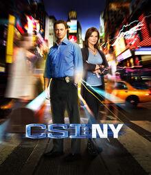 CSI NY septima temporada