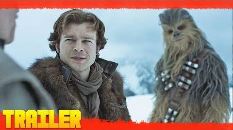 Solo A Star Wars Story (2018) Primer Tráiler Oficial Subtitulado-0