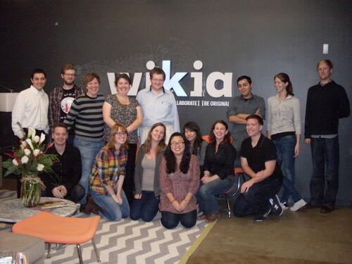 Wikia Group Photo