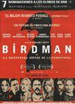 w:c:cine:Birdman o (La inesperada virtud de la ignorancia)