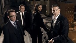 Person of Interest - Spotlight