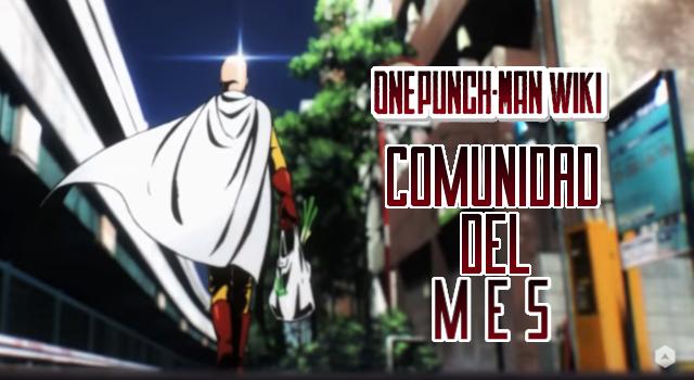 Comunidad del mes Julio 2020