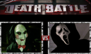 Pigsaw vs ghostface
