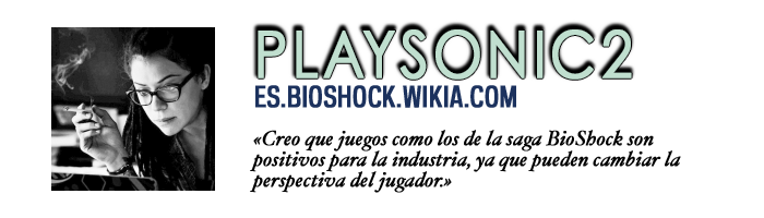 Placa Playsonic BioShock