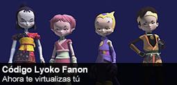 Spotlight - Lyoko Fanon 2 - 255x123