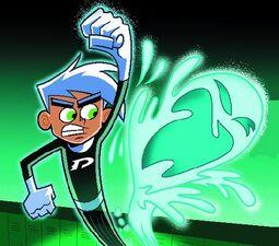 Spotlight Danny Phantom