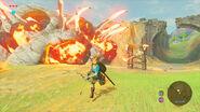 Zelda breath of the wild - link