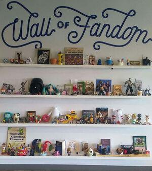 Wall of Fandom SF