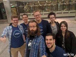 Gamescom 2016 - Equipo de Wikia