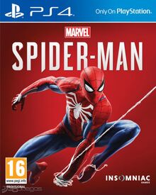 Spiderman ps4 nombre provisional -4004811