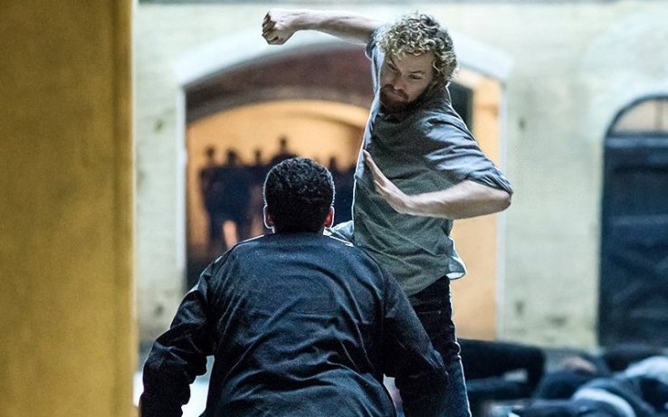 ES TV Series Guide - Iron Fist header